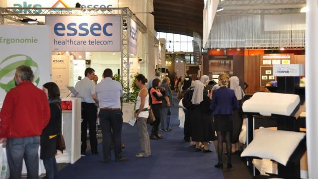 Expo 60 le salon professionnel du secteur des soins de for Salon du tourisme belgique