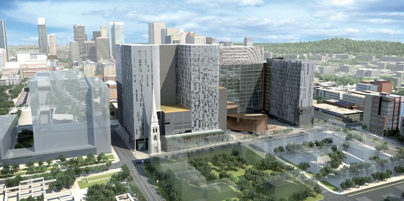 Le nouveau Centre hospitalier de l'Université de Montréal ...