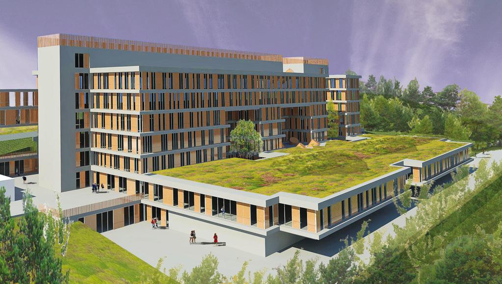 Bureau architecture engineering verhaegen des architectes au